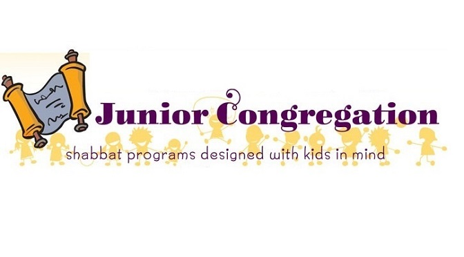 Junior Congregation, Saturdays at 10:15 A.M. with Lisa Lanzkron-Tamarazo