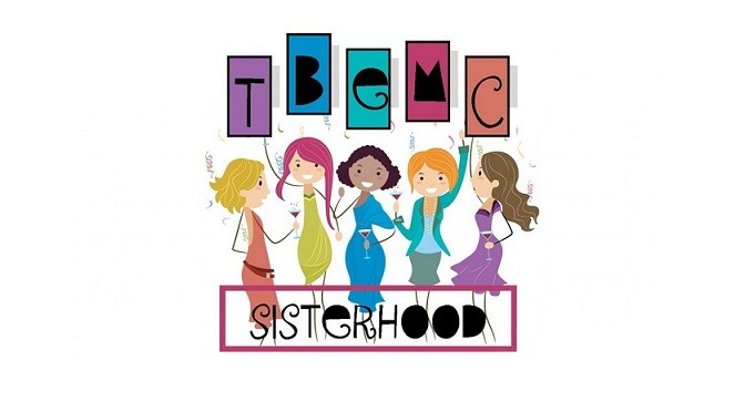 Sisterhood's First General Meeting of the New Year, Thu., Oct. 22nd at 8 P.M.