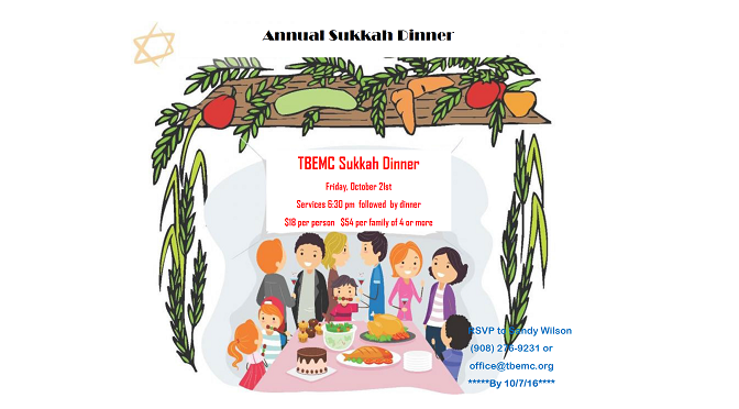 sukkah-dinner