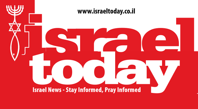 """Israel Today"" magazine"