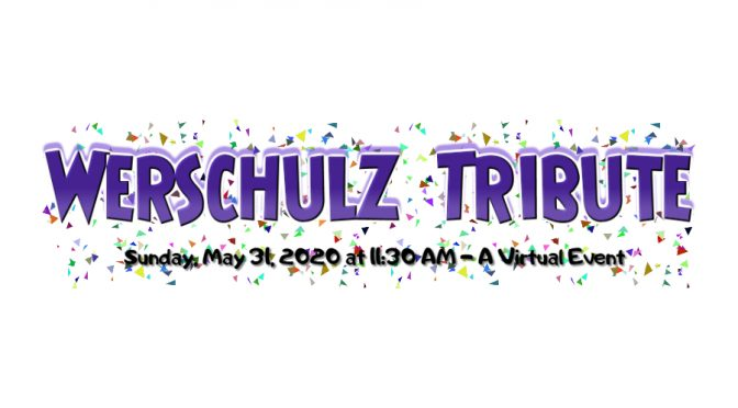 Farewell Tribute for Art & Patty Werschulz, May 31, 11:30 AM