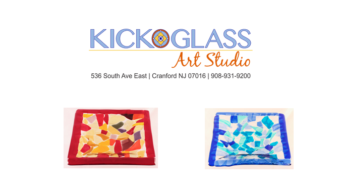 Ladies' Night Out, Wed., May 16th from 7 P.M. to 9 P.M. at Kick Glass Art Studio. Click Here – RSVP REQUIRED by MAY 7th.