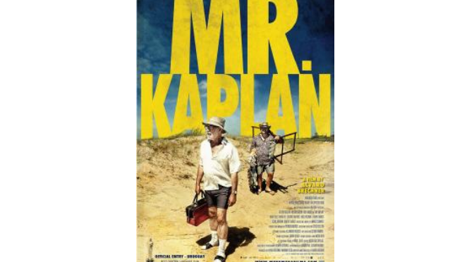 "Life-Long Learning Committee Presents ""Jews Around the World"" Film Series: ""Mr. Kaplan"", Sun. Jun. 23rd at 7 P.M."