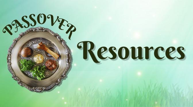 Passover  links