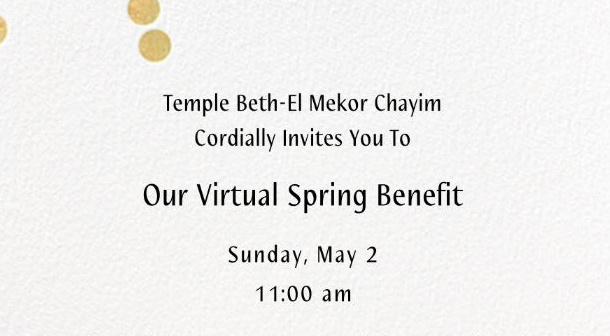spring benefit