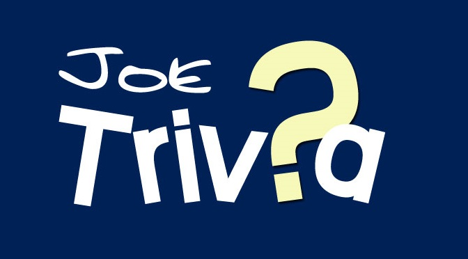 Trivia Night, Sat., Mar. 9th at 7:30 P.M. Click HERE to Buy Tickets.